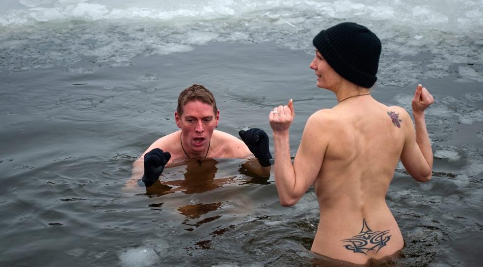 На Крещение одесситы планируют поставить рекорд Украины по массовому купани